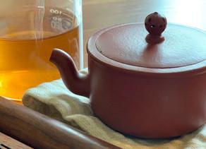 365 Teas Challenge > Day 199 - Purple Sheng Pu-erh 2015