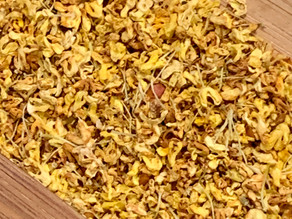365 Teas Challenge > Day 215 - Sweet Osmanthus Flower Tea