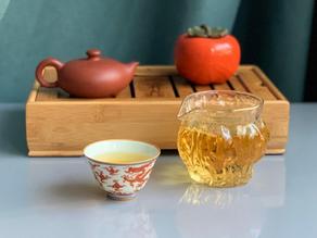 365 Teas Challenge > Day 337 - Organic GABA Oolong from Taiwan