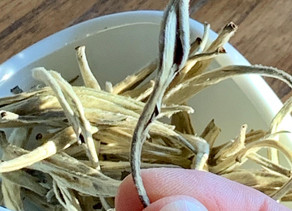 365 Teas Challenge > Day 263 -  The Ultimate Silver Needle