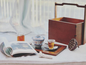 365 Teas Challenge > Day 338 - Yingde Black Tea No. 12