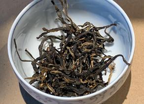 365 Teas Challenge > Day 205 - Gushu Dian Hong Cha