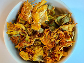 365 Teas Challenge > Day 237 - Trollius Flower Tea