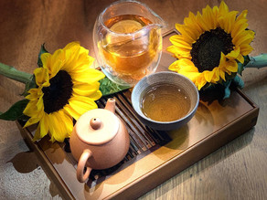 365 Teas Challenge > Day 305 -  Tian Jian Dark Tea from Anhua 2018