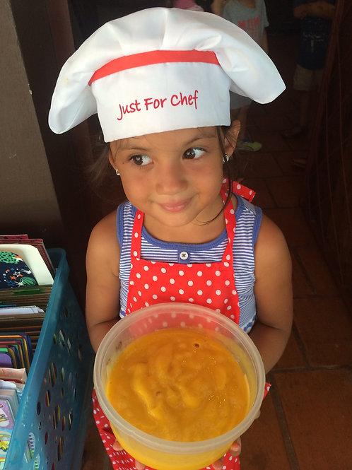 pumpkin chef