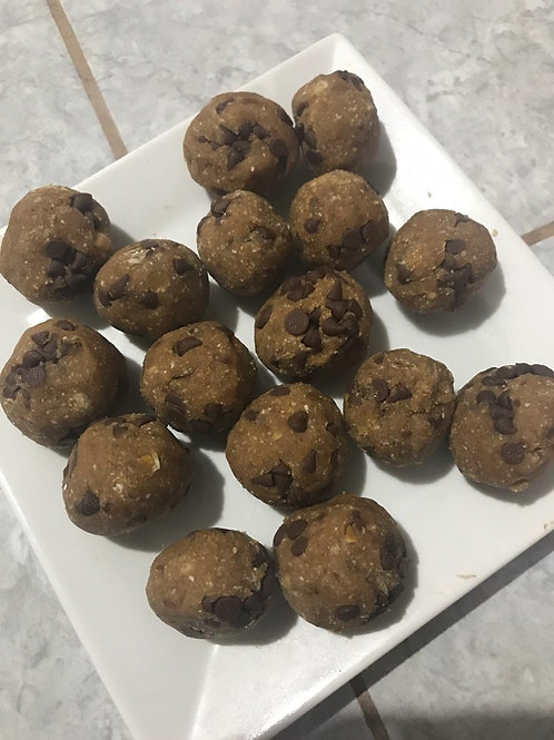 Cookie Dough-Ri-Me Balls