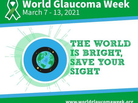 世界緑内障週間