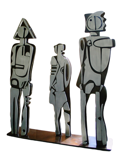 """Family Sculpture"""
