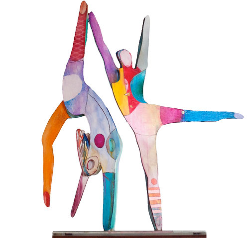 Dancers Sculpture