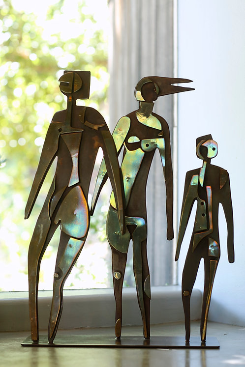 Family Sculpture