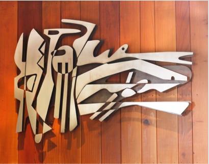"""""""Wall Sculpture"""""""