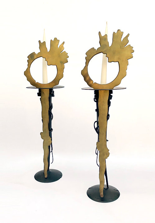 Eclipse Candle holders