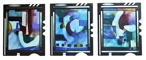 """""""Dreamscape Triptych"""""""