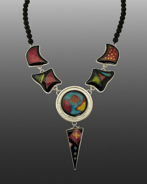 Dancing at a Distance (necklace)