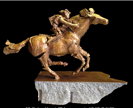 """Jockey of Artemis No. 19"""