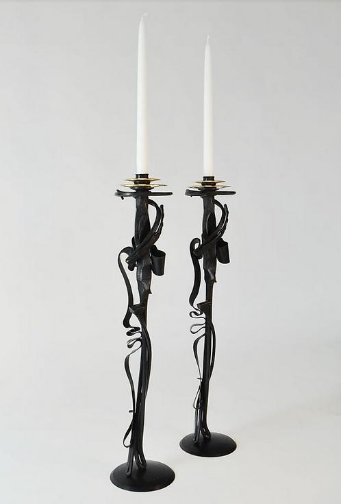 Scepter Candleholder