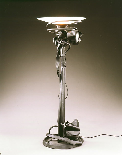 Dragon's Back Floor Lamp