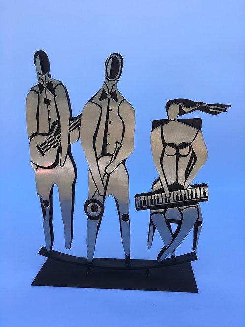 """""""Three Musicians"""""""