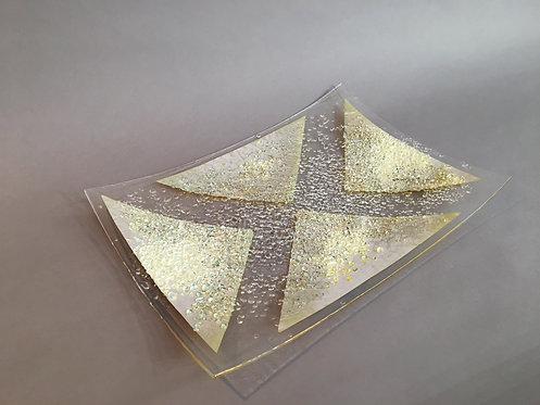 """""""Silver Triangles"""""""