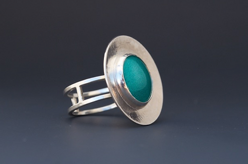 Ring, Argentium Sterling