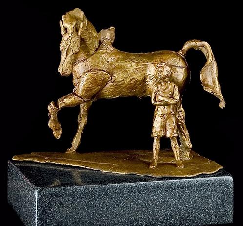 """Jockey of Artemis No. 6"""
