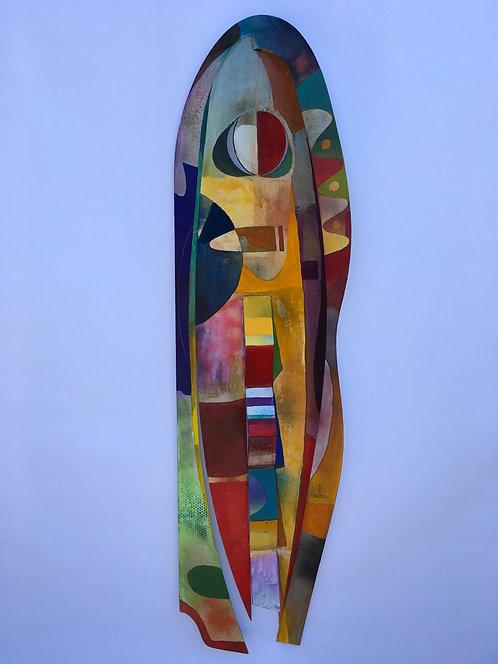 """""""Wall Dance Sculpture II"""""""