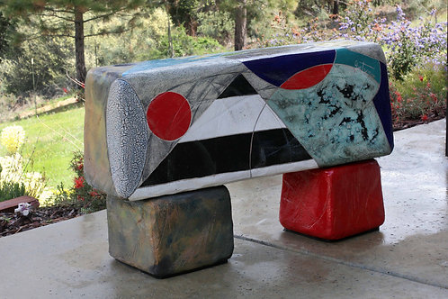 """Moon Light"" Bench"