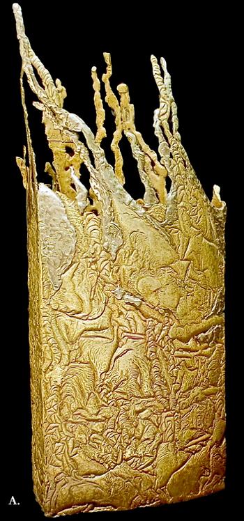 """""""Bronze Vessel No. 4"""""""