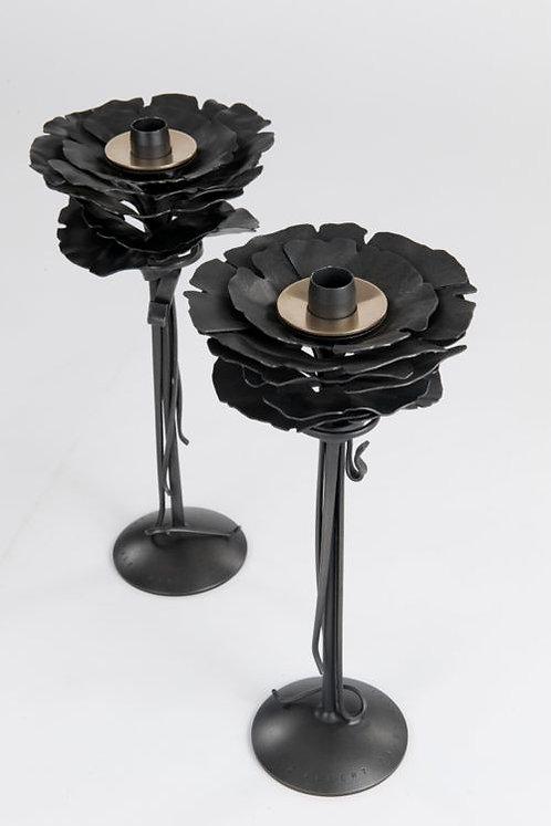 Gingko Candleholders