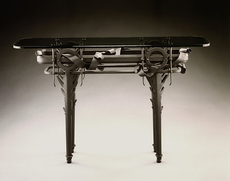 """Gemini"" Sideboard Table"