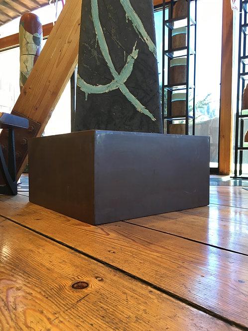Low Profile Box Pedestal
