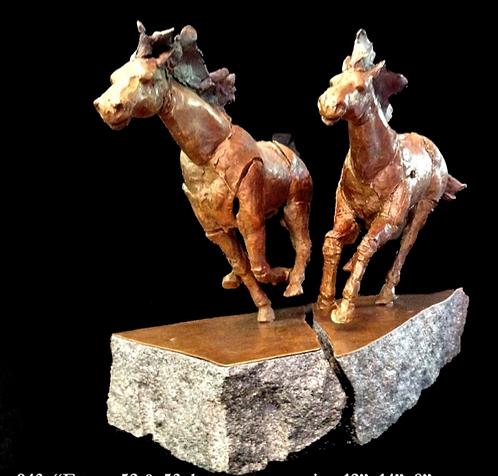 """Equus No. 52 & 53"""