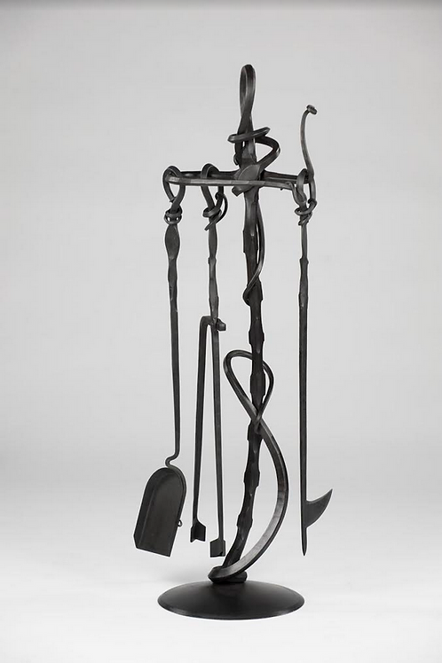 Forged Fireplace Tools