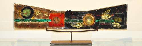 Cast Glass Horizontal