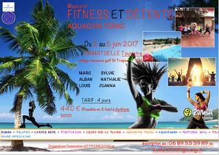 Week-end Fitness et détente