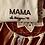 Thumbnail: T-shirt brodé  MAMA