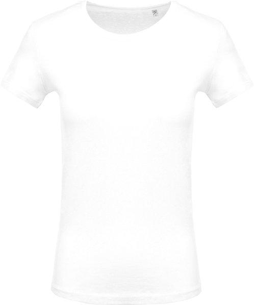 T-shirt personnalisé FEMME BLANC