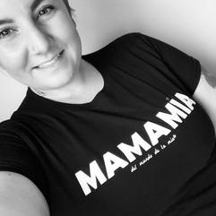 ✨♥️ MAMAMIA, un tee-shirt pour les maman
