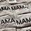 Thumbnail: MAMA D'AMOUR allaitement Sérigraphie différente