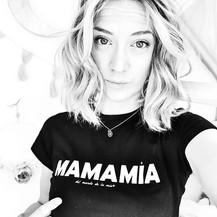 MAMAMIA 😰, je crois que ce tee-shirt ré