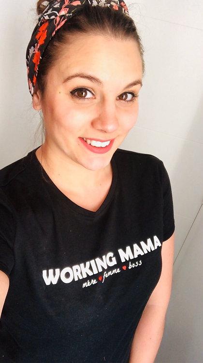T-shirt WORKING MAMA