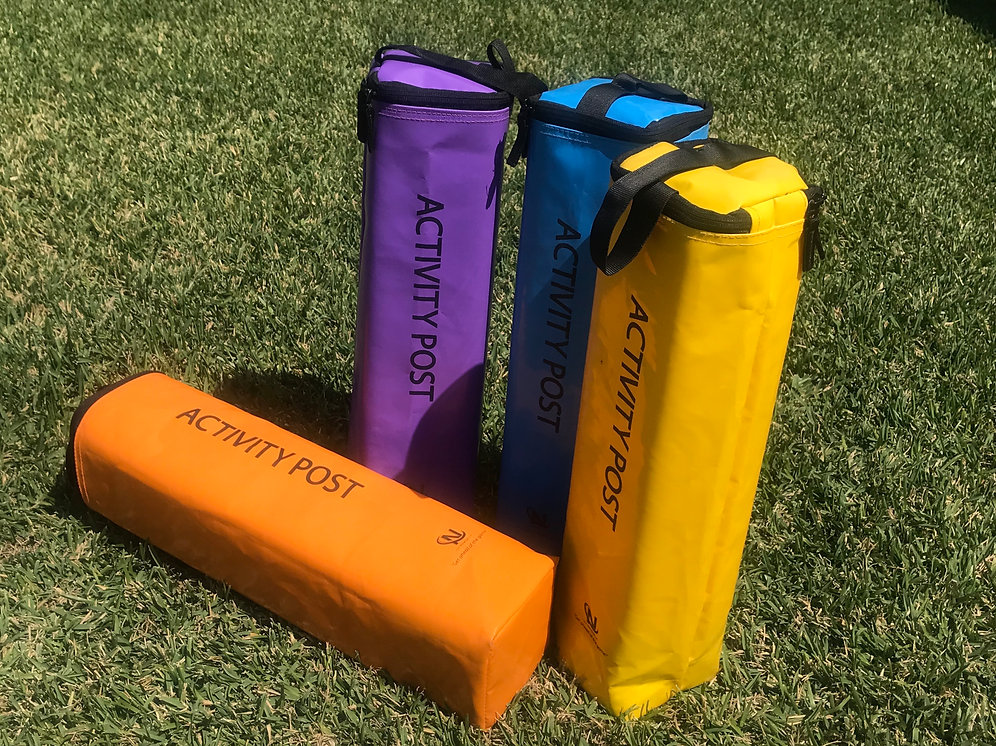 Agility Posts - Make the Difference!
