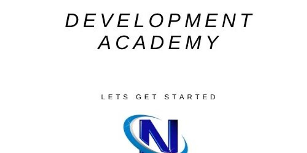 Term 1 - Development Academy 2021