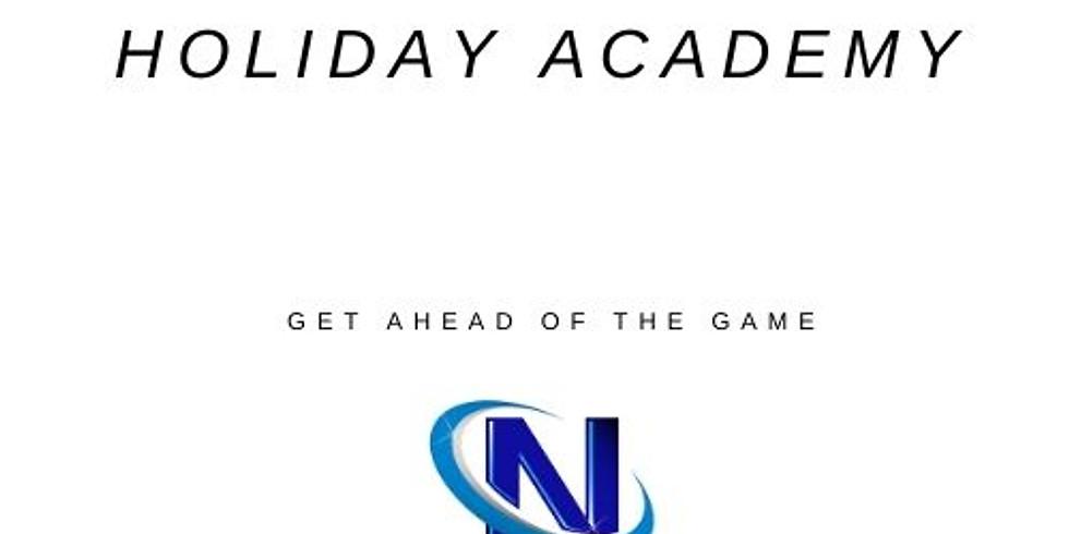 Summer 🍉Holiday Academy