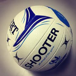 Nets Netball Shooter Ball