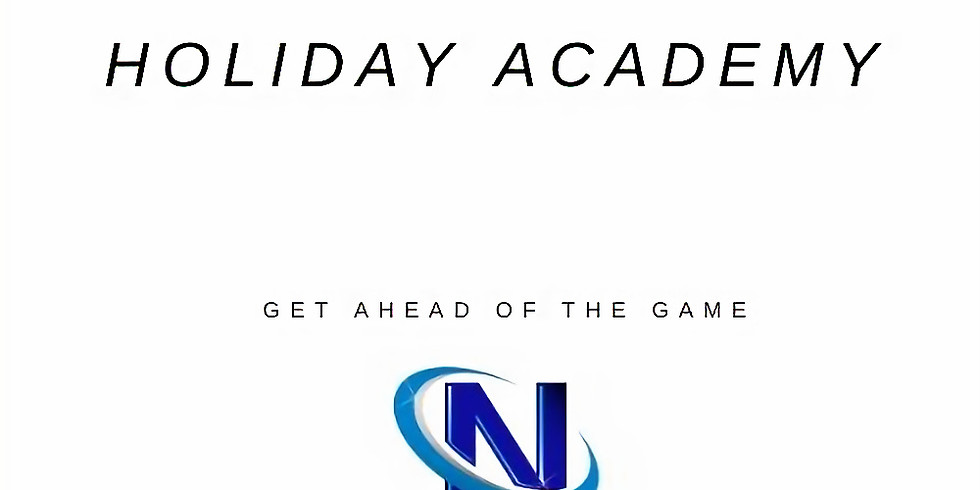 Spring 🌺 Holiday Academy - Willoughby (2 Days)