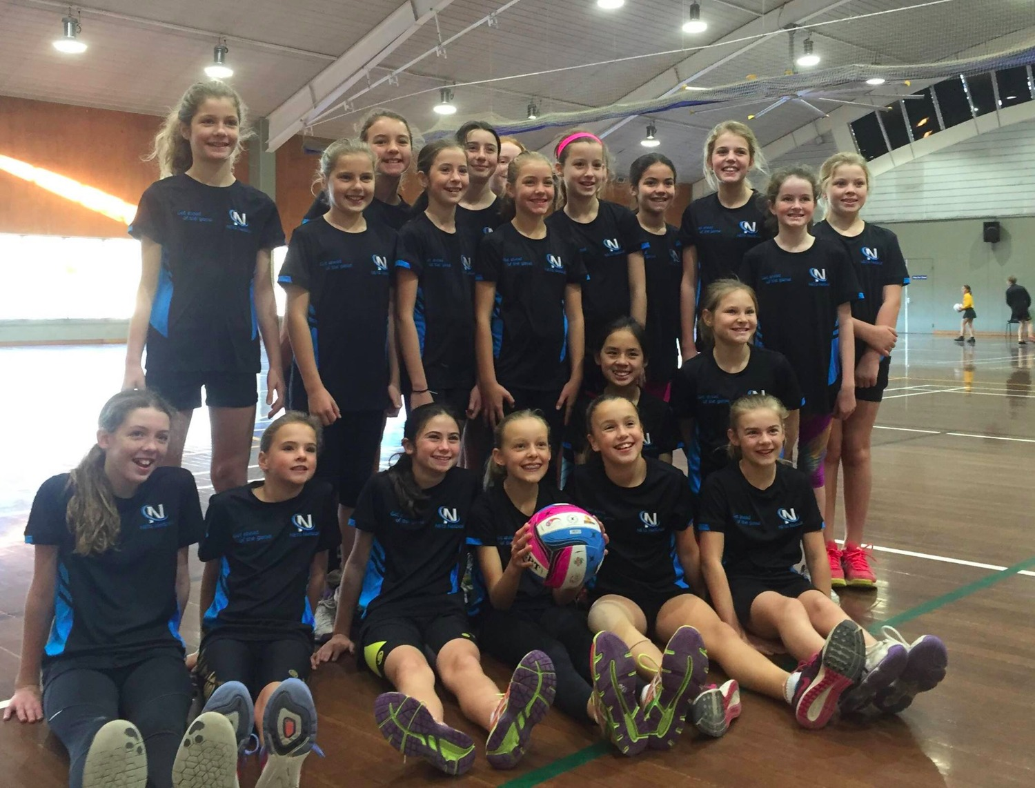 Nets Netball Advanced Develop Aca