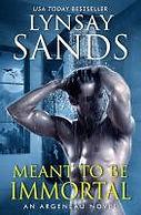 FIC Sands (Argeneau #32).jpg