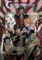 DVD SERIES Castlevania Season 3 #7929A-B