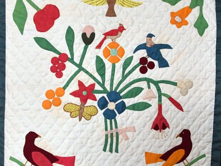 Quilt and Coverlet Show Schedule